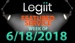 Legiit Featured Service Of The Week