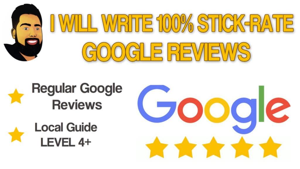 Best Google Reviews Service On Legiit