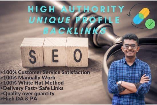 Best Profile Link Service On Legiit