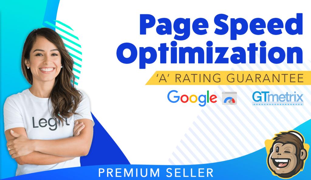 Best Website Speed Optimization Service On Legiit