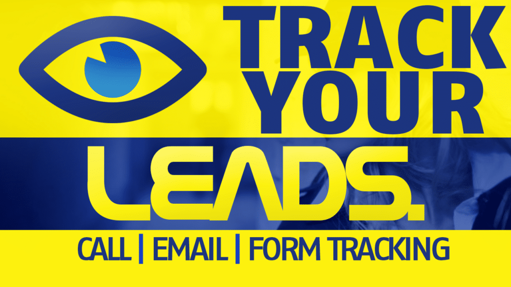 Detailed Lead Tracking + Data Studio Report + Free Site Audit