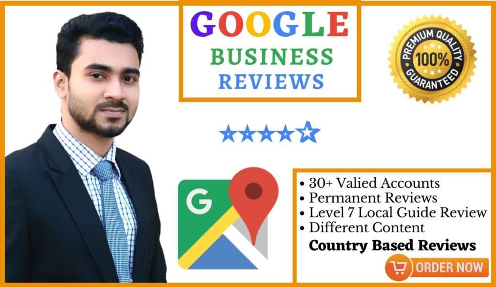 Top Google Reviews Service On Legiit
