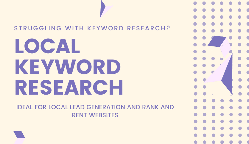 best local keyword research service