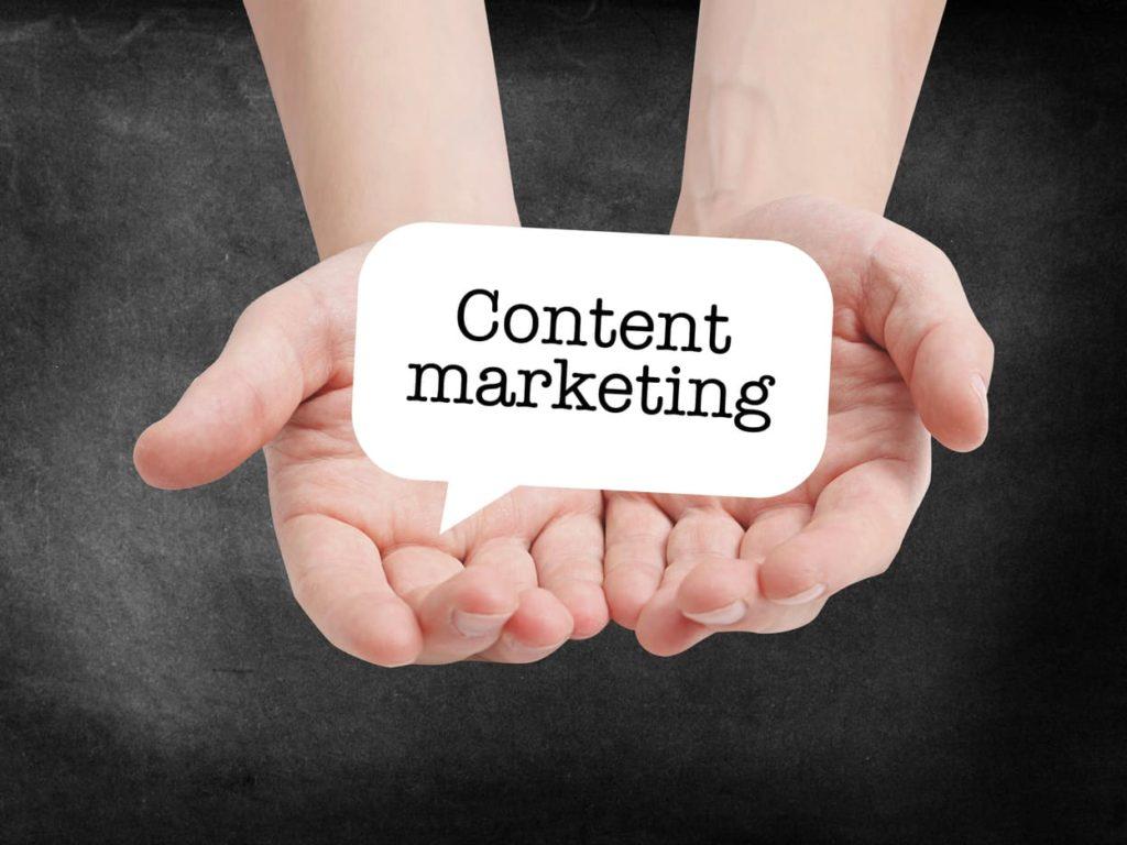 content marketing for chiropractors