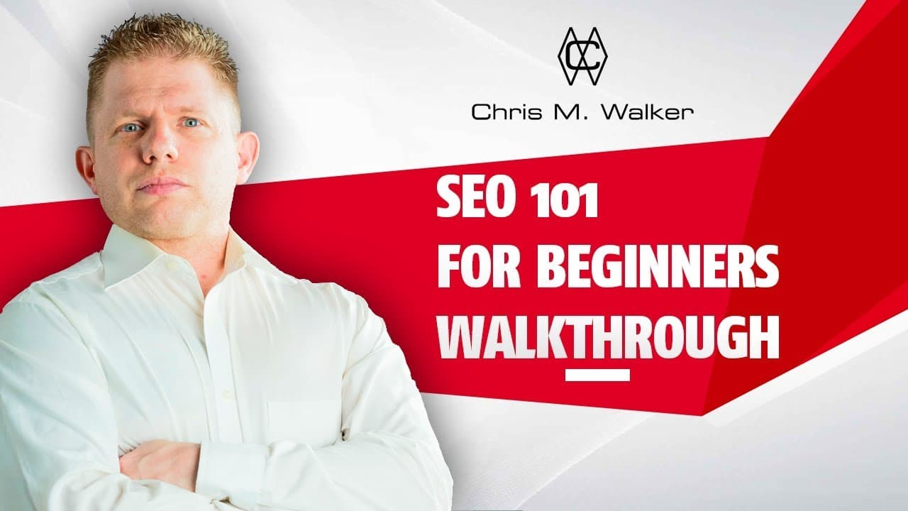 SEO 101 For Beginners