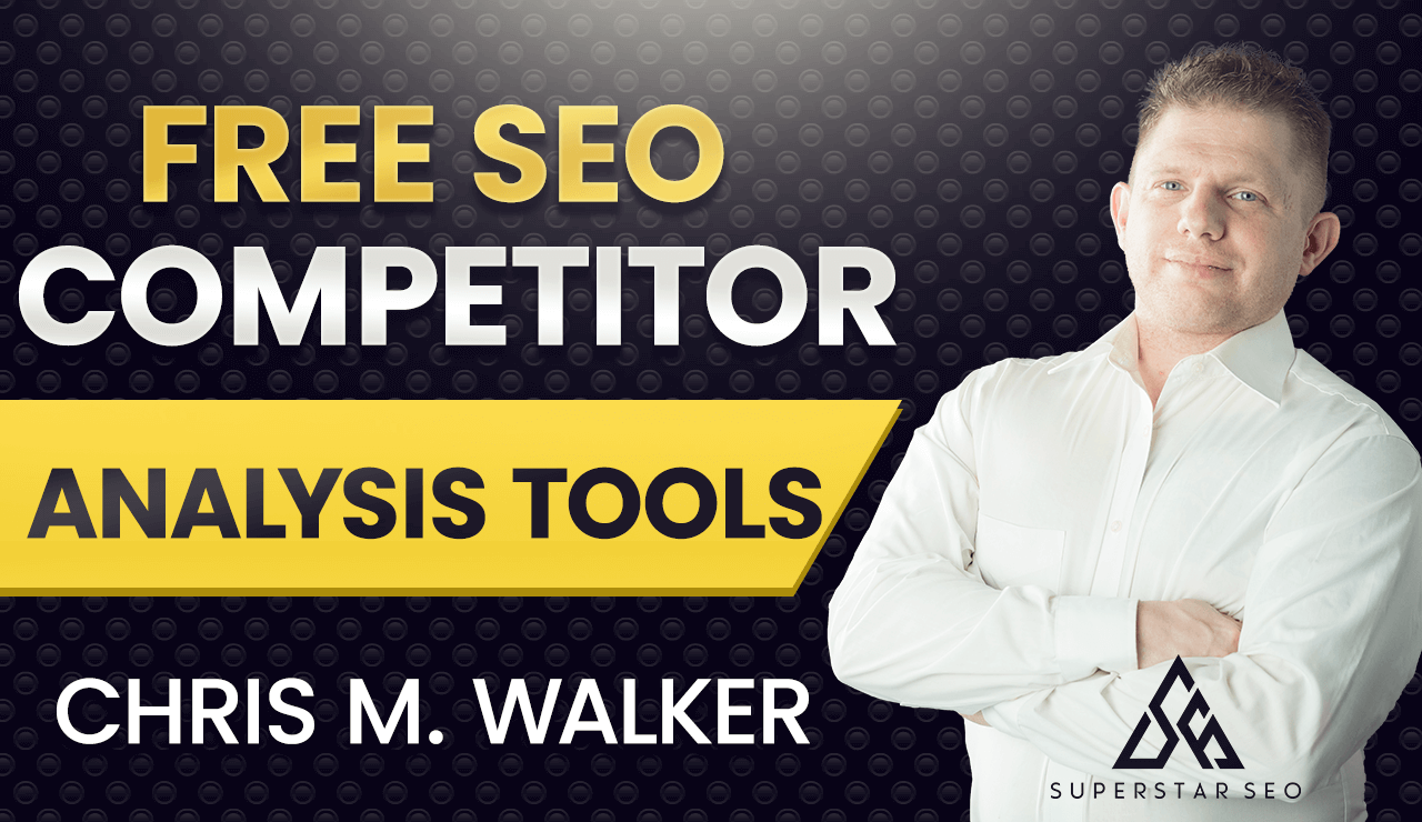 Free SEO Competitor Analysis Tools