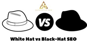 White-hat SEO vs Black-hat SEO (1)