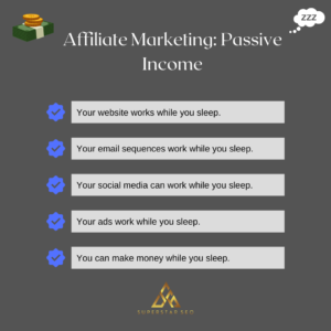 Affiliate marketing explained: How to earn passive income