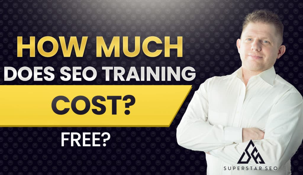 How Much Does SEO Training Cost