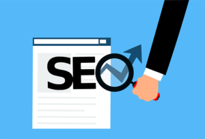 Make money with SEO by creating content