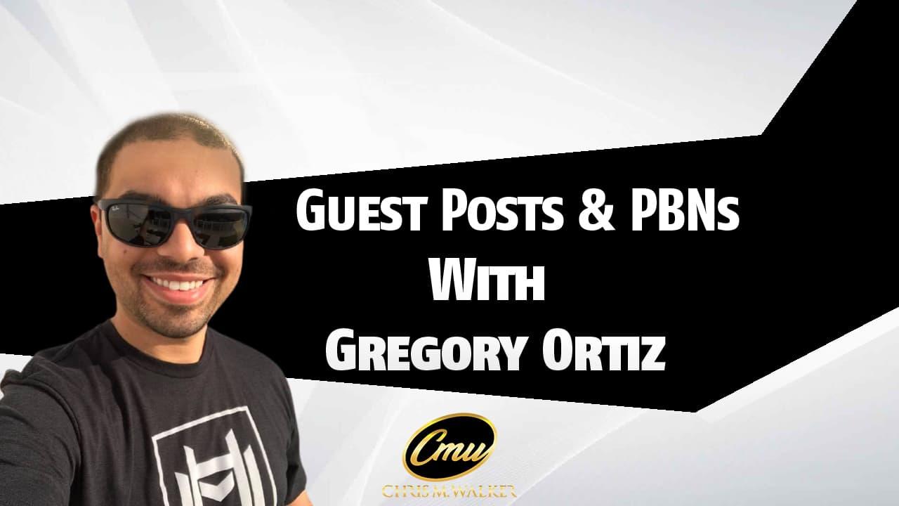 Gregory Ortiz